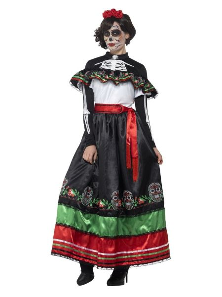 Day of the Dead Senorita (Plus Size)